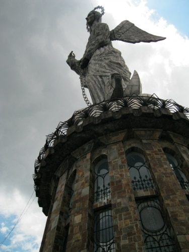 The Virgin of the Panecillo