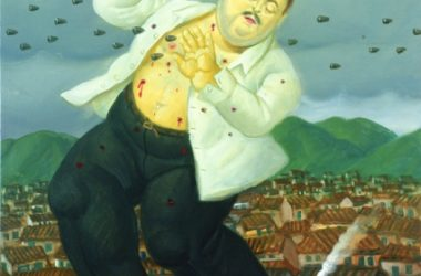 The famous Colombian artist Fernando Botero, also from Medellín, painted two renditions of the Death of Escobar which now hang in the Museo de Antioquia in the center of the city.