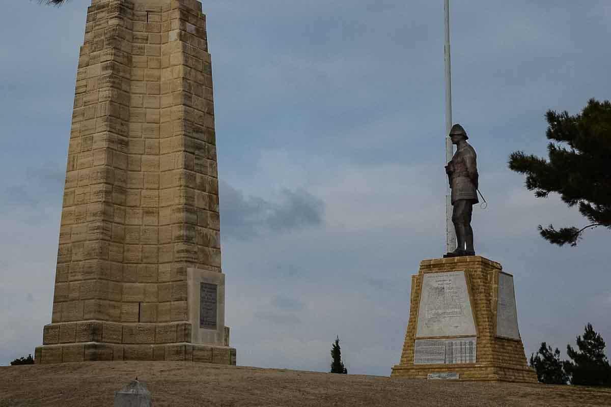 gallipoli battle ataturk memorial