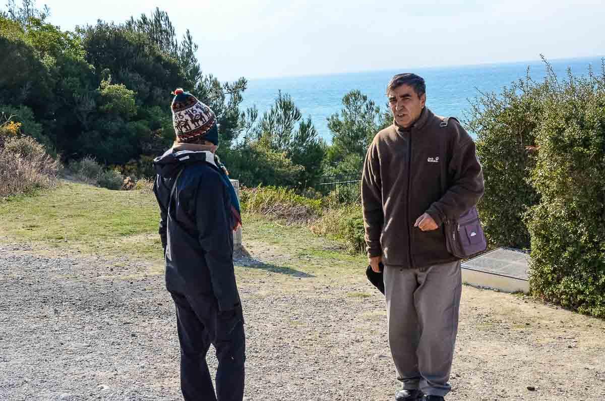gallipoli guided tour izzet
