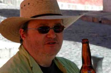 I also like to wear funny hats while I drink beer in Mexico.