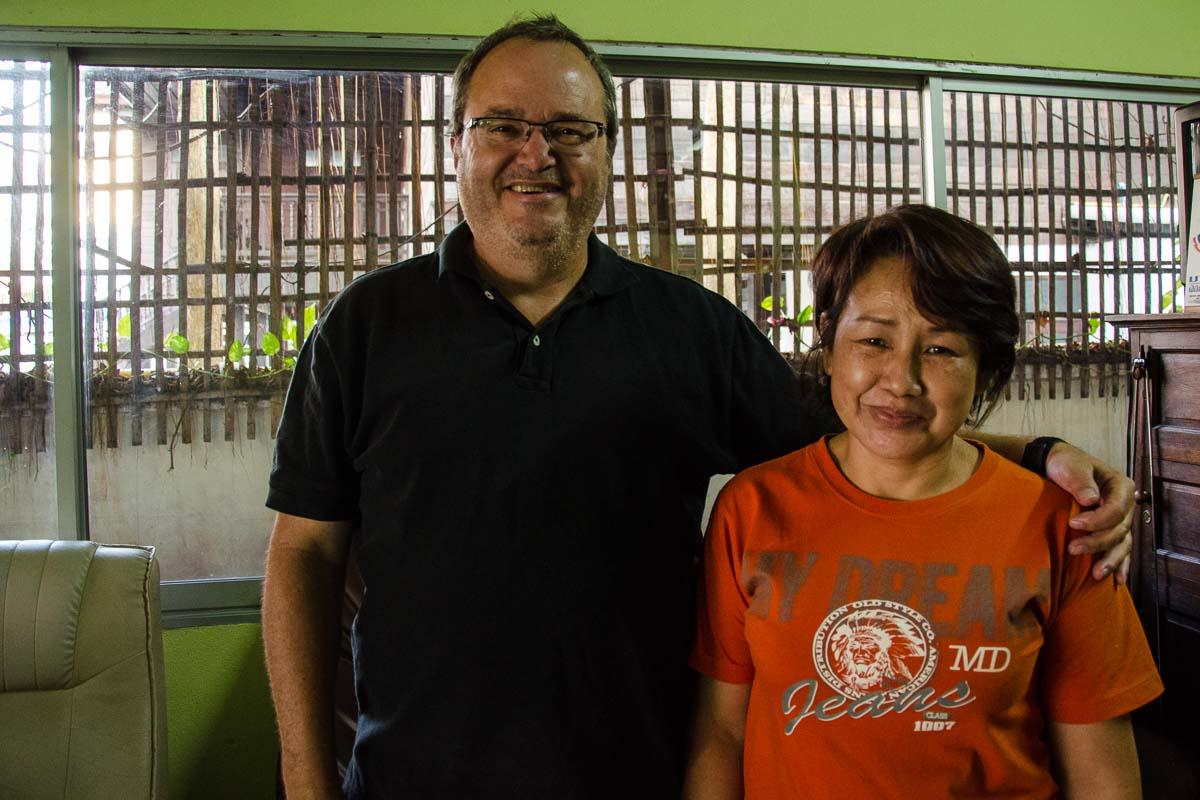 Thailand Chiang Mai Mrs Pon massage