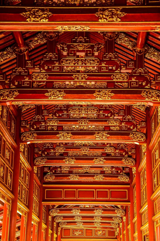 hue citadel gallery ceiling