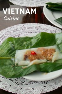 Food in Vietnam: Ho Chi Minh City, Hoi An, and Hue
