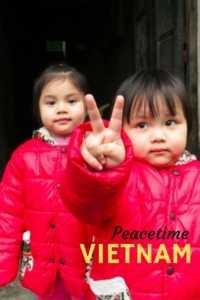 Talking peace in Vietnam