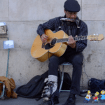 A Little Blues on a Sevilla Street