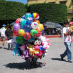 Balloon Vendor, San Miguel de Allende, Mexico