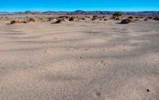 atacama desert sand