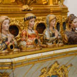 Reliquaries, Burgos Cathedral