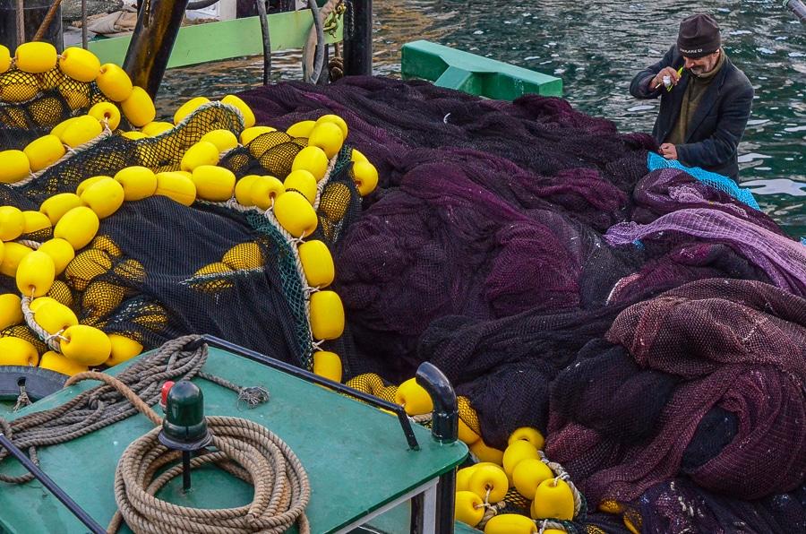 fisherman bosphorus images istanbul