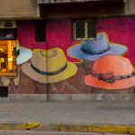 Hat Store, Bellavista Neighborhood, Santiago de Chile