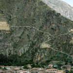 Inca Storehouses, Ollantaytambo, Peru