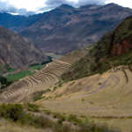 Inca Terraces, Pisac, Peru