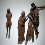 Carved Crucifixion, Museum of Catalan Art, Barcelona