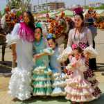 Family Photo, Feria de Abril, Sevilla, Spain