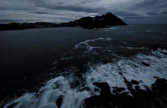 San Sebastian shore