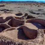 Ancient Dwellings, Atacama Desert, Chile