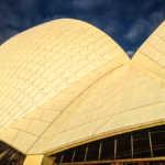 Sydney Opera House Evening Light