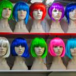 Wig Shop, Chinatown Market, Sydney, Australia