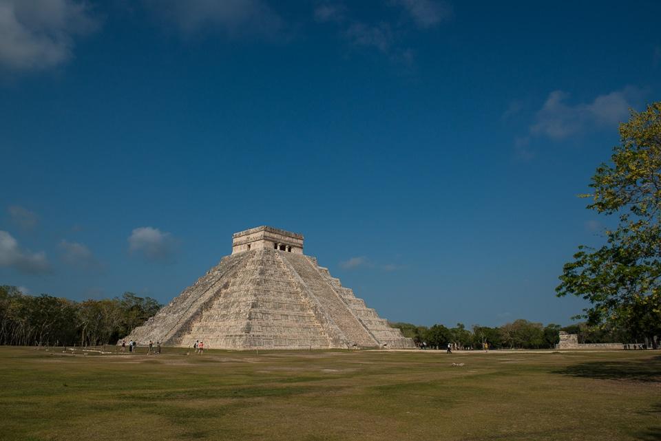 Chichen Itza pyramid Kukulkan