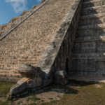 Temple of Kukulkán, Chichén Itzá, Mexico