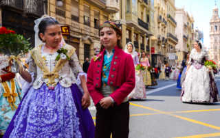 Easter Monday Valencia Spain
