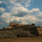 Mayan Temple Ruins, Kabah, Yucatan, Mexico