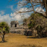 Guard House, Tulum, Yucatán, Mexico