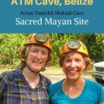 Visiting ATM Cave Belize