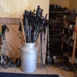 The Camino de Santiago: Walking Sticks
