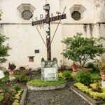 Crucifix, San Francisco Parish, Antigua Guatemala