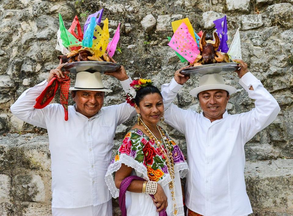 El Cedral Cozumel ready for dance