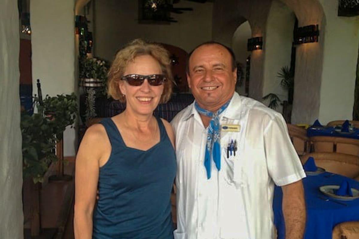 Friendly restaurants in Cozumel