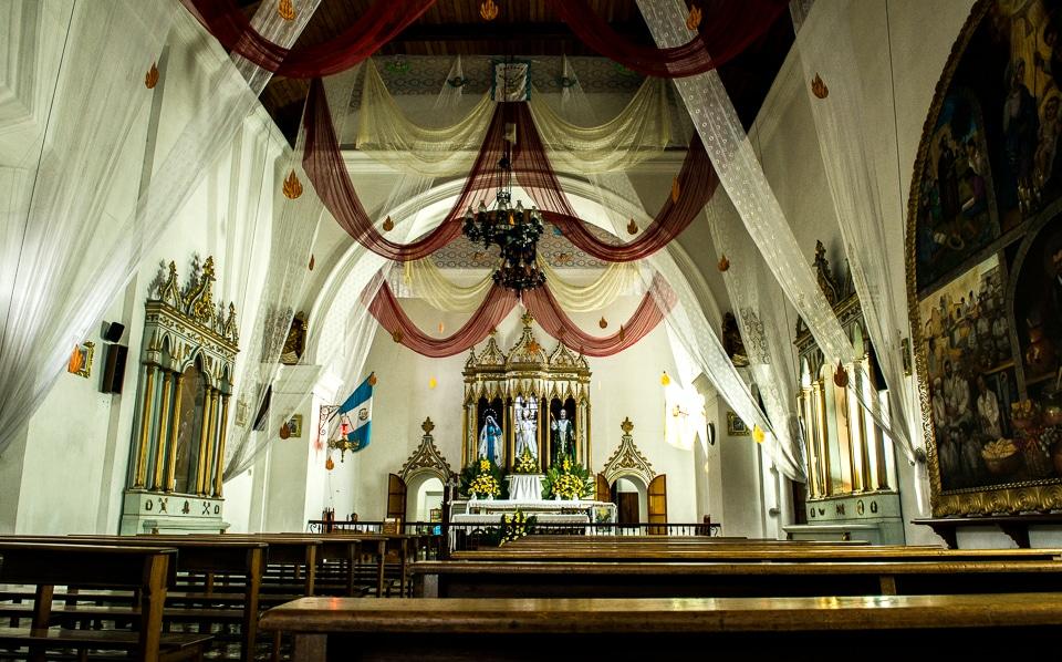 Hermano Pedro chapel Antigua Guatemala