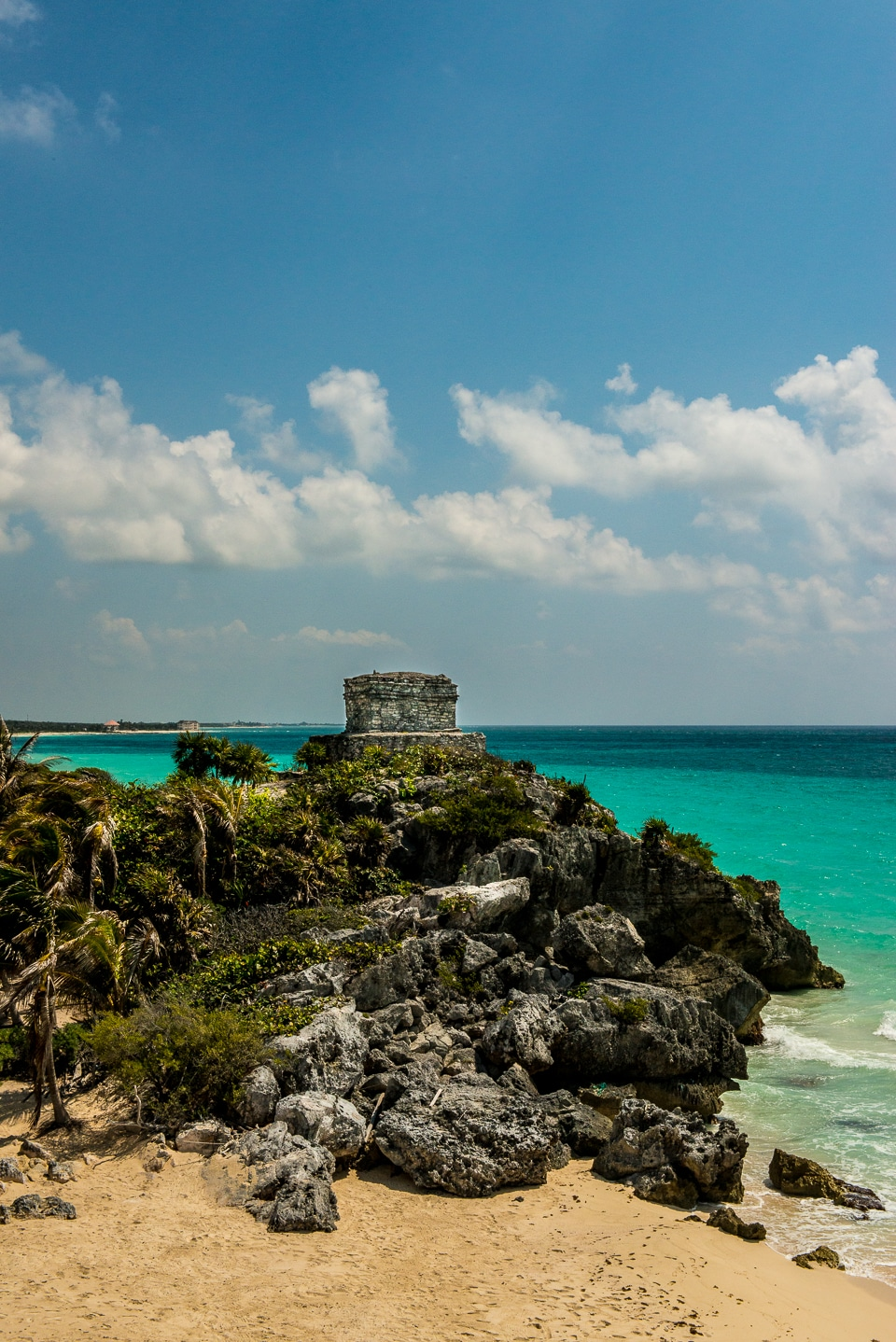 Temple of the Wind Tulum Mexico