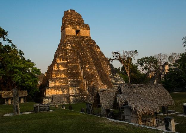 Tikal Jaguar Temple 2