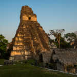 Temple of the Jaguar, Tikal, Guatemala