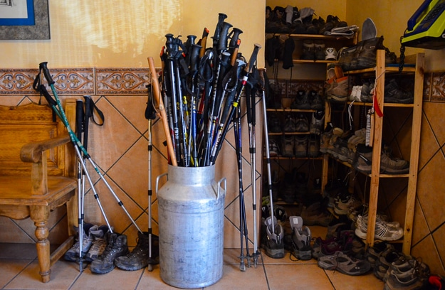 camino de santiago boots