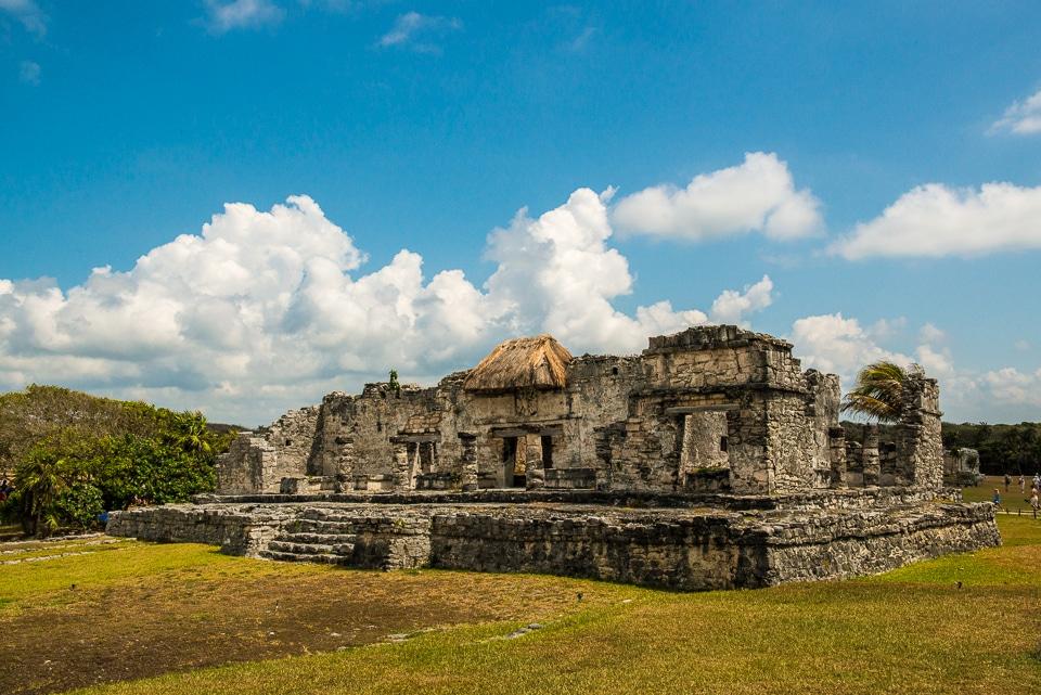 tulum ruins yucatan mexico