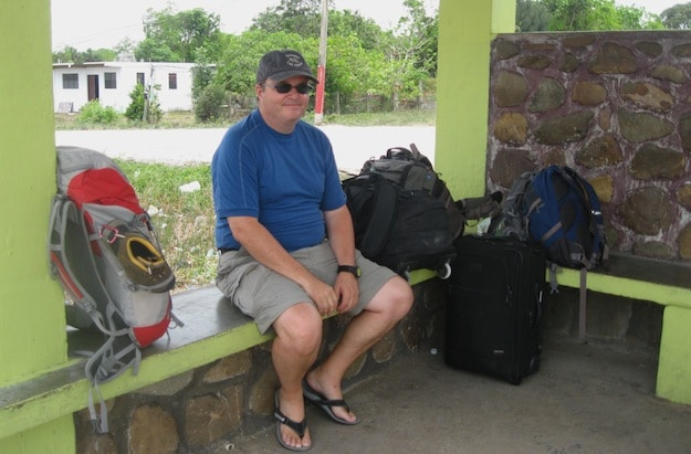 Travel Days in Belize Guatemala