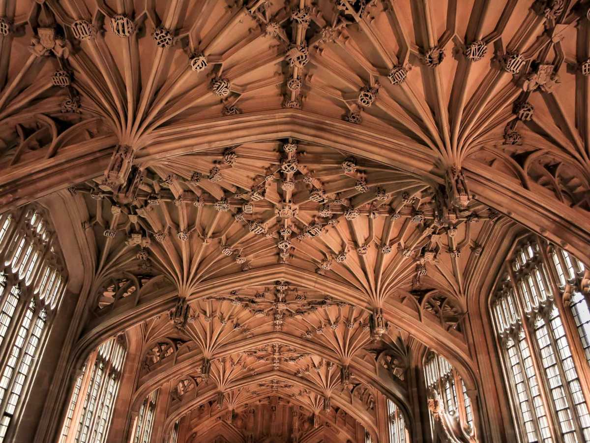 divinity school university of oxford england