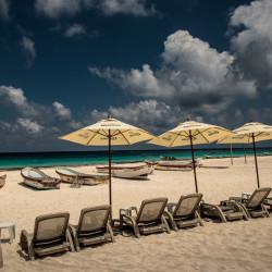 playa pescadores tulum mexico
