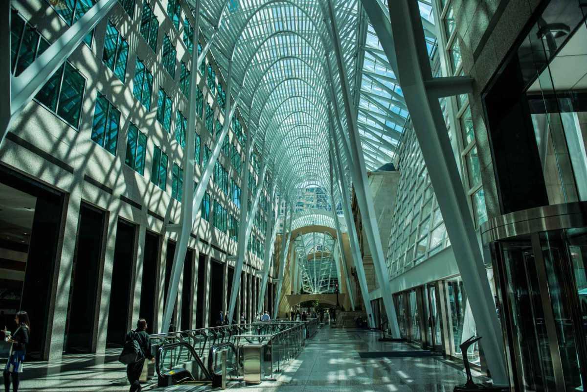 Toronto Architecture Calatrava