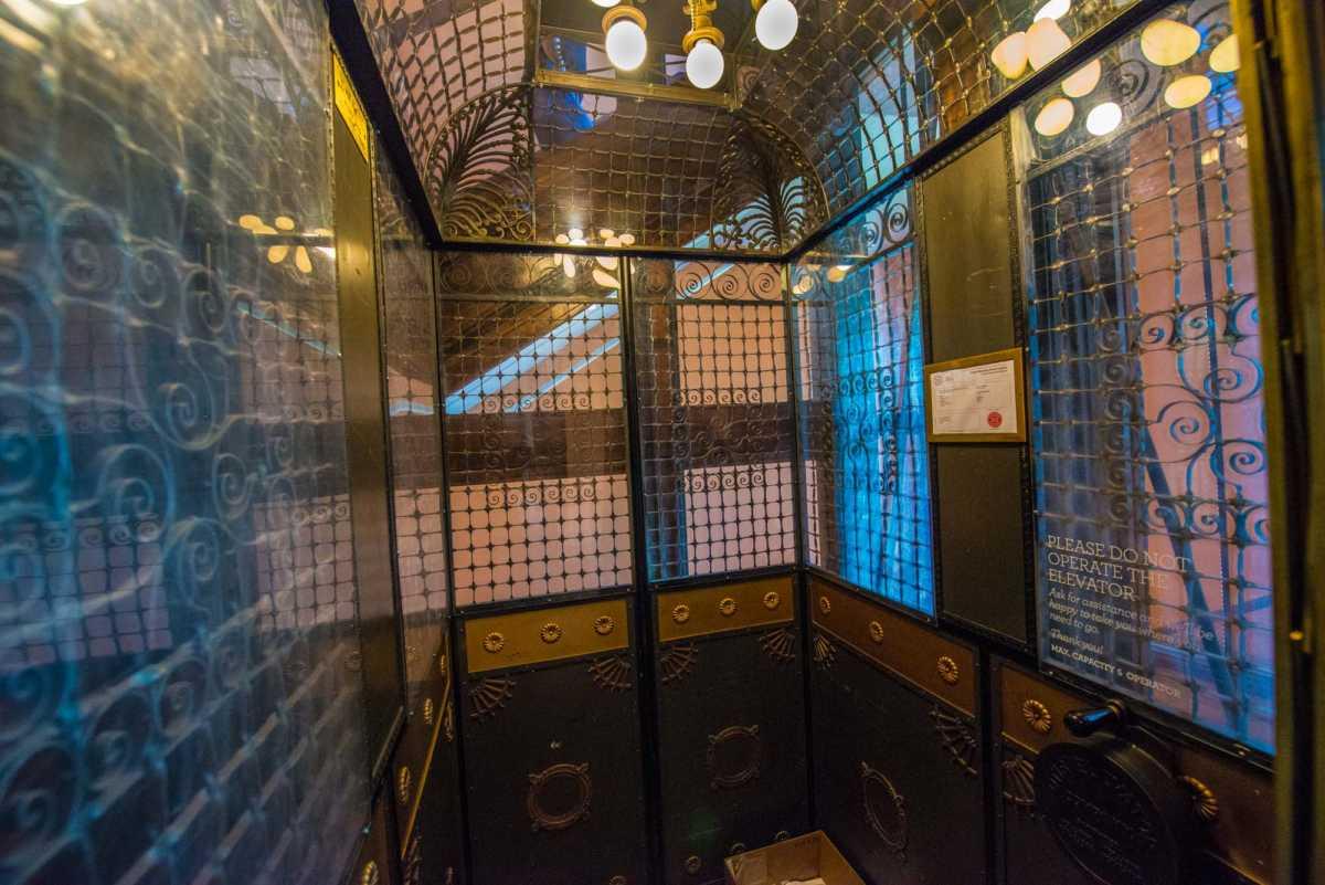toronto architecture tour elevator 2