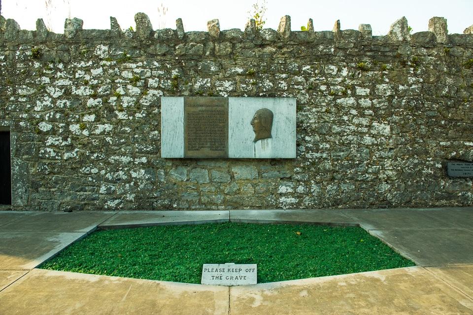 wolfe tone's grave bodenstown Kildare
