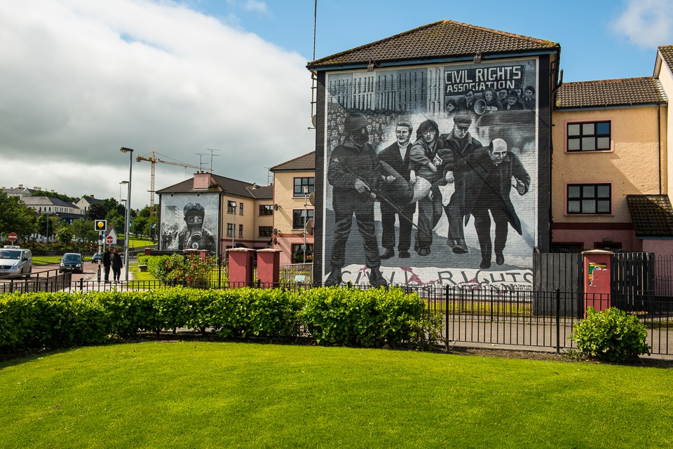 bogside artists derry 3