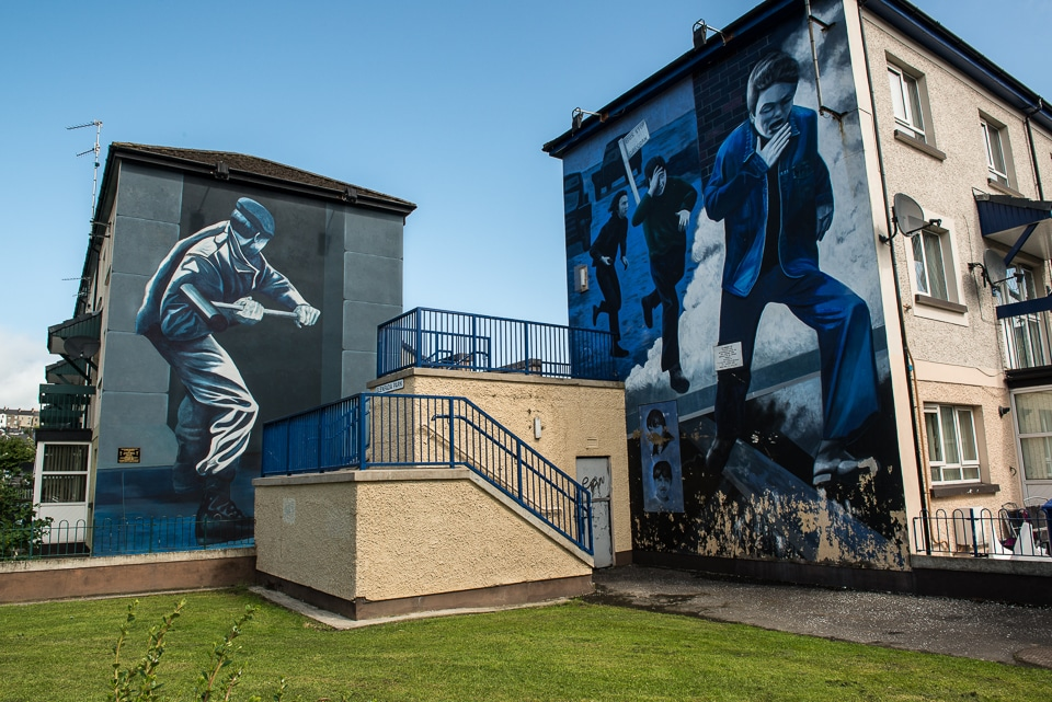 bogside artists derry 4