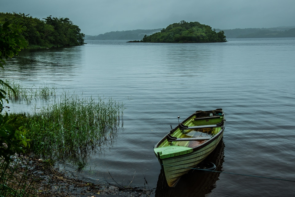 lake isle innisfree ireland lough gill
