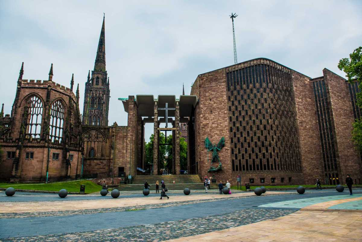new coventry cathedral england