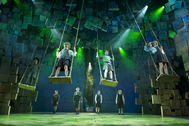 Matilda, The Musical RSC
